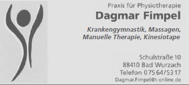 Physiotherapie Dagmar Fimpel